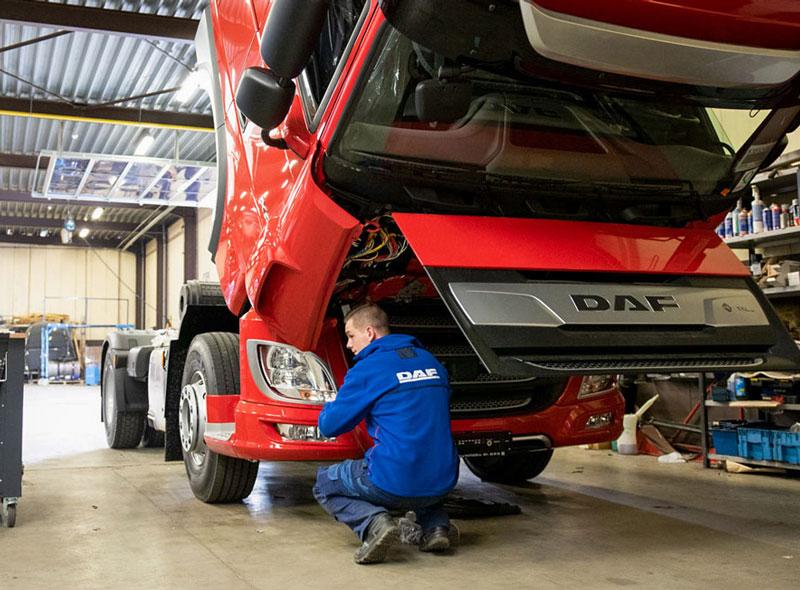 Truck Trading Van den Keybus