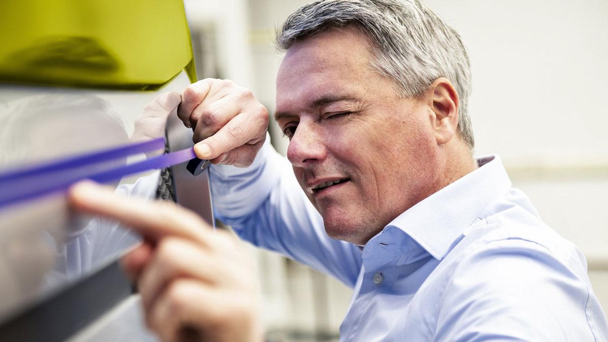 New Generation DAF - Inhoud volgt vorm - Bart van Lotringen, Directeur design